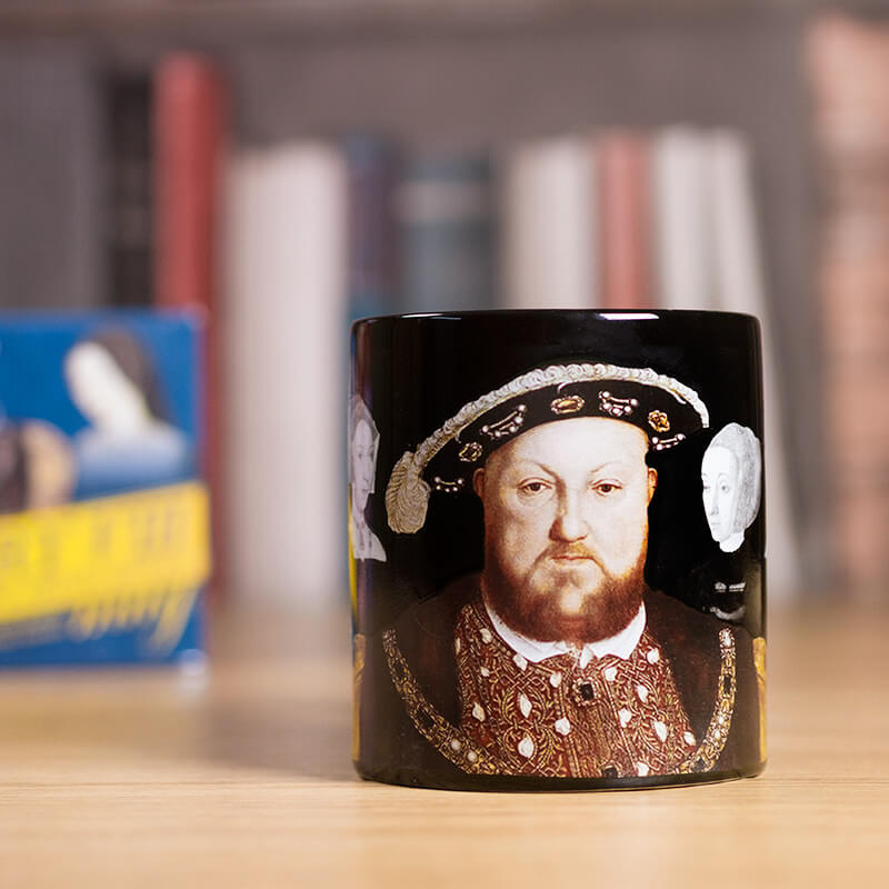 Disappearing Wives Of Henry VIII Transforming Mug
