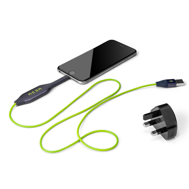Automatic Back Up & Charger For Smartphones