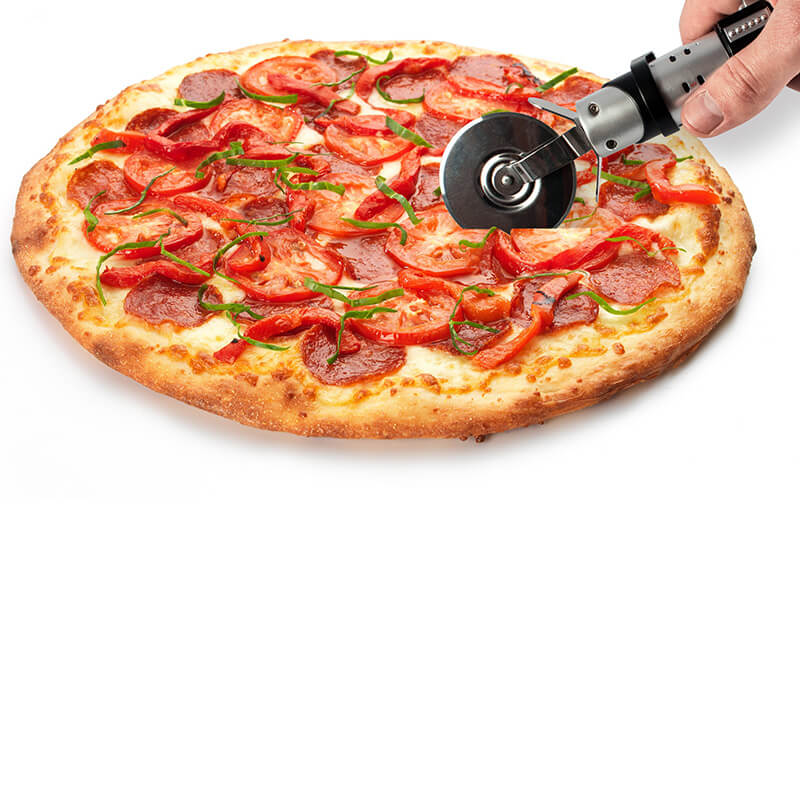 Star Wars Lightsaber Pizza Cutter With Sound