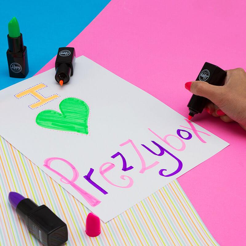 Lippy Markers