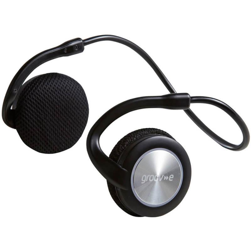 Groov-e Motion Bluetooth Headphones - Black
