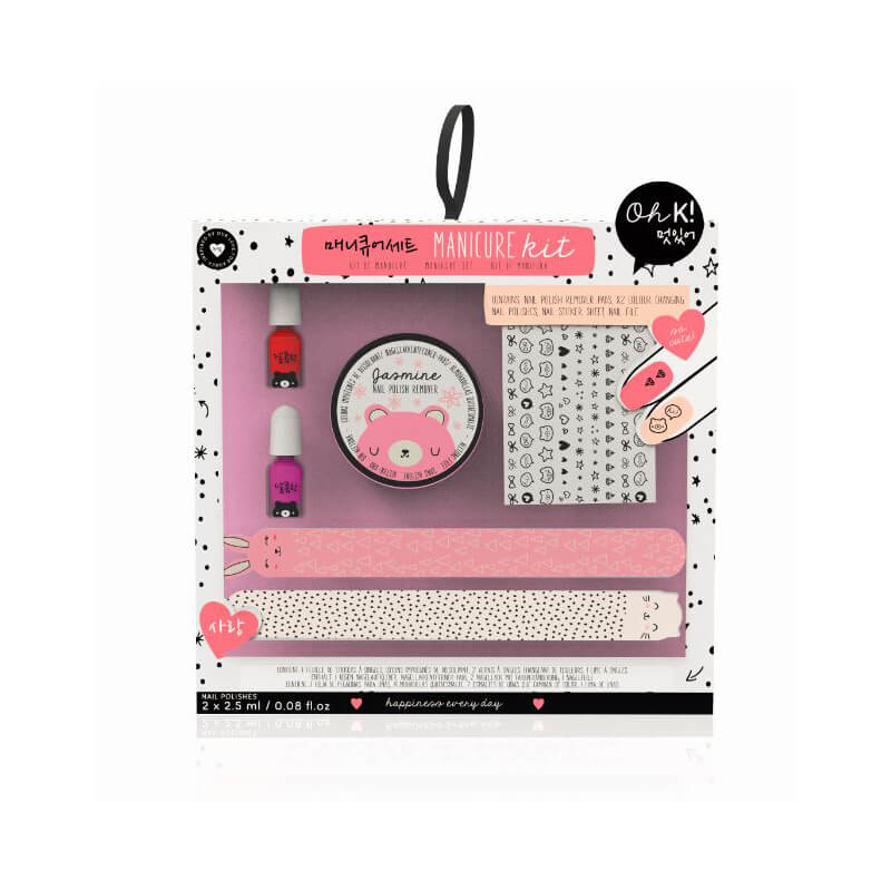 Oh K! Nail Gift Set - Buy from Prezzybox.com