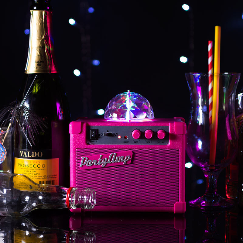Party Amp - Pink