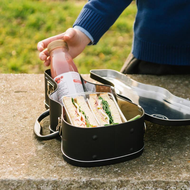 Guitar Lunch Box