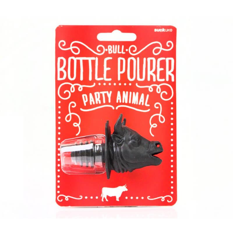 Bottle Pourer Bull