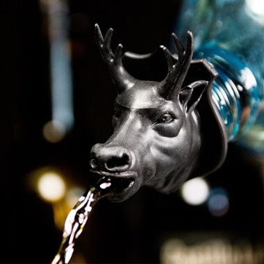 Bottle Pourer Deer