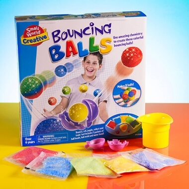 Make Your Own Bouncing Balls