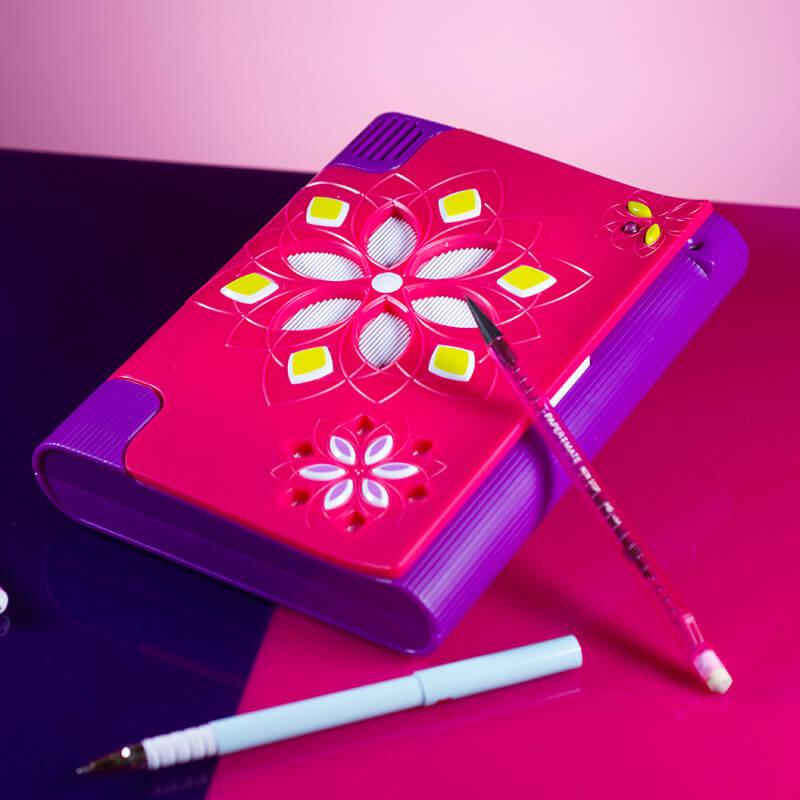 Voice Recognition Password Journal