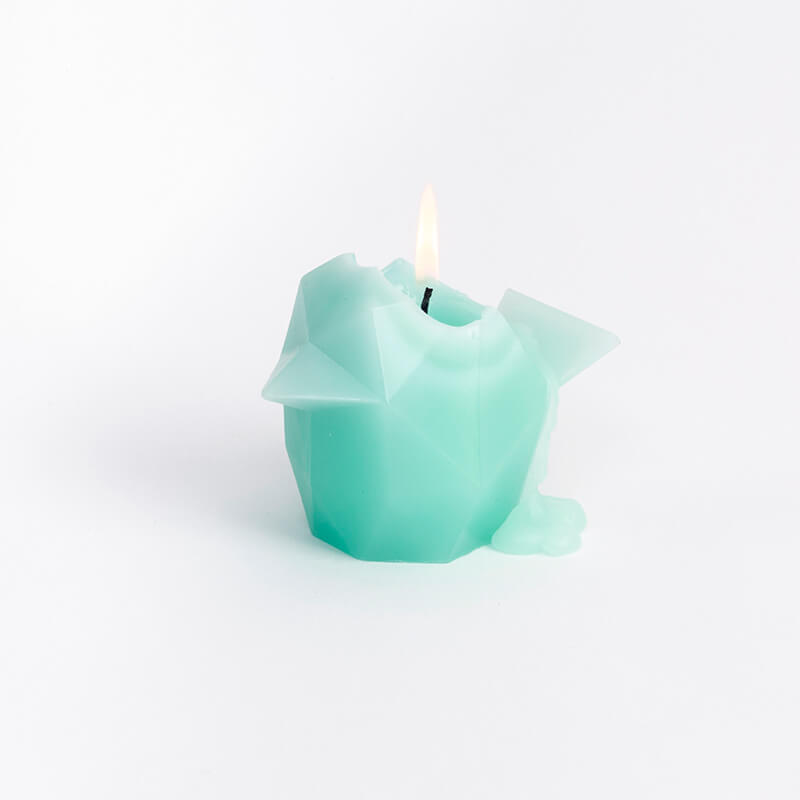 Pyro Pet Bibi Candle - Mint
