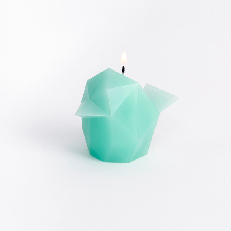 Pyro Pet Bibi Candle - Mint