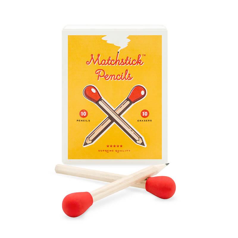 Matchstick Pencils