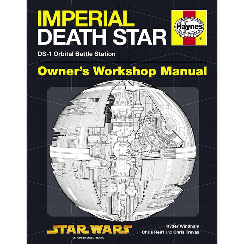 Haynes - Imperial Death Star Manual