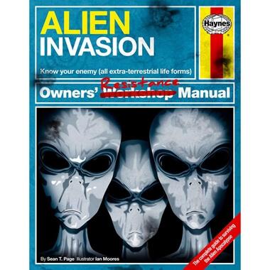 Haynes - Alien Invasion Survival Manual