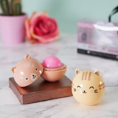 Oh K! Character Lip Balm Duo