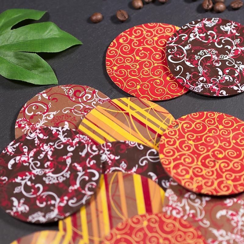 Chocolate Topitoffs