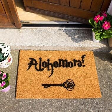 Alohomora Doormat