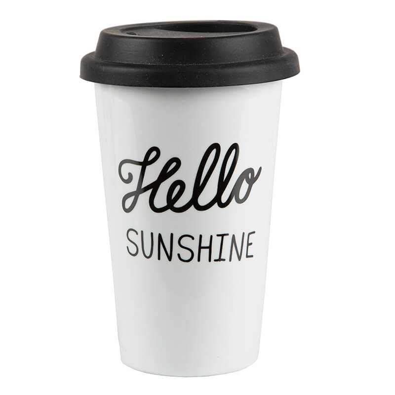 Hello Sunshine Travel Mug