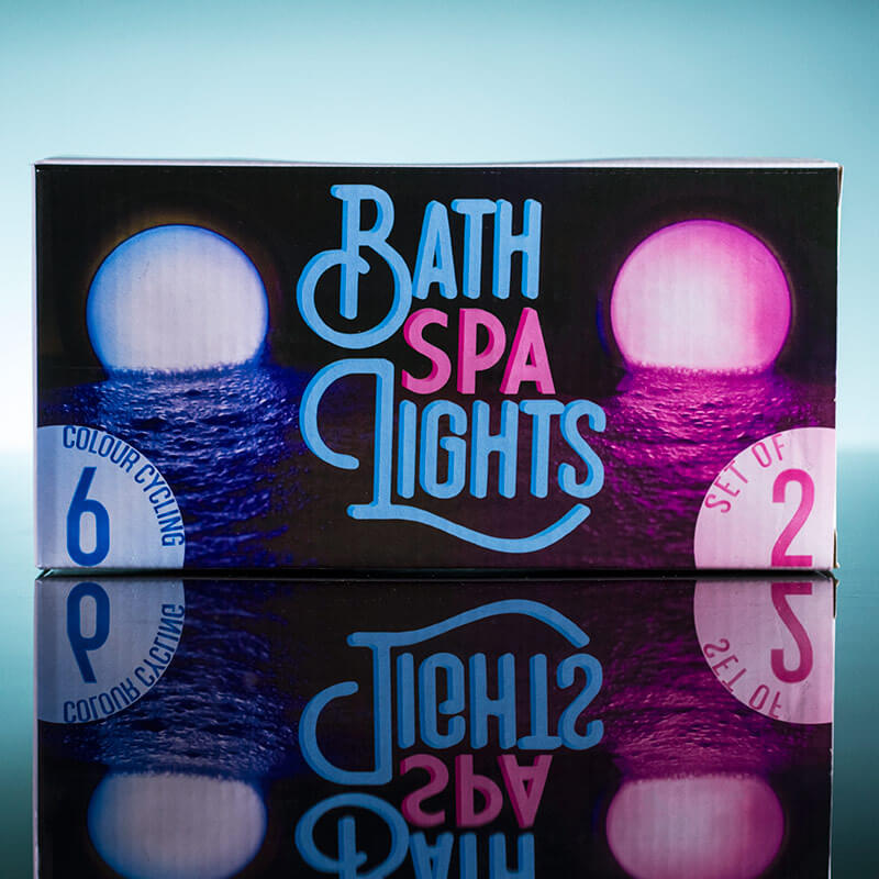 Colour Changing Spa Lights