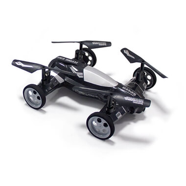Remote Control Moon Buggy Quadcopter Drone With Camera