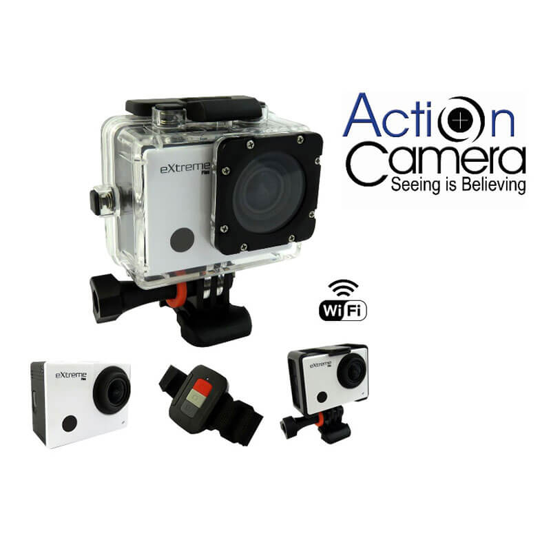Action Camera AC53 Extreme Plus