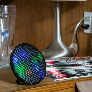 Ion Audio Helios - Bluetooth Portable Speakers And Light Show