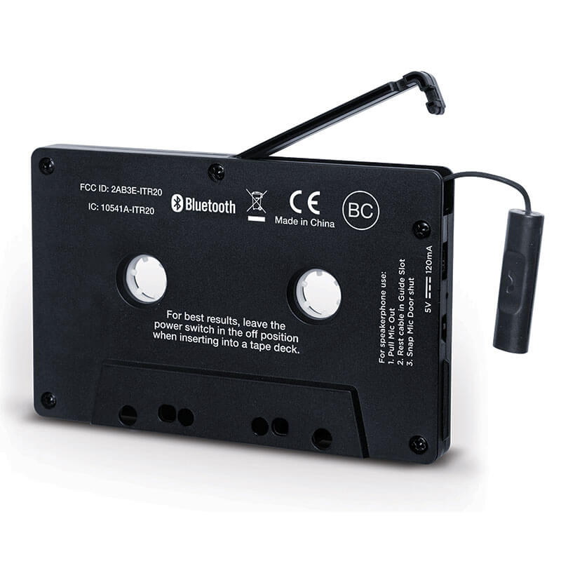 Ion Audio - Bluetooth Cassette Adapter