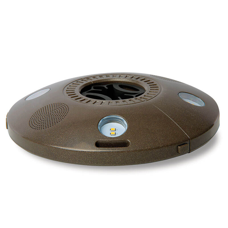 Ion Audio Patio Mate - Umbrella Light With Bluetooth Speakers