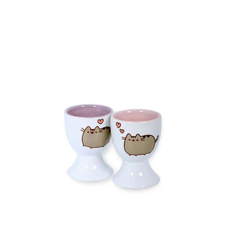 Pusheen Egg Cups - Set of 2