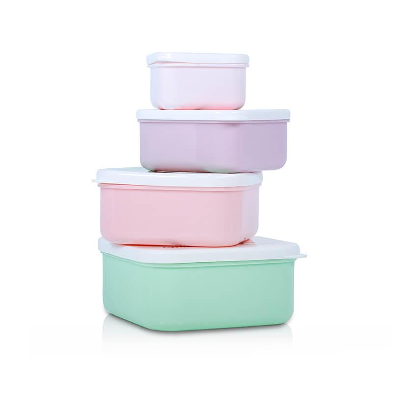 Pusheen Snack Boxes - Set of 4