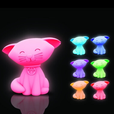Cat Mood Light