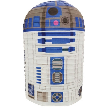 Star Wars R2-D2 Paper Lamp Shade