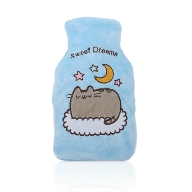 Pusheen Mini Hot Water Bottle - Sweet Dreams