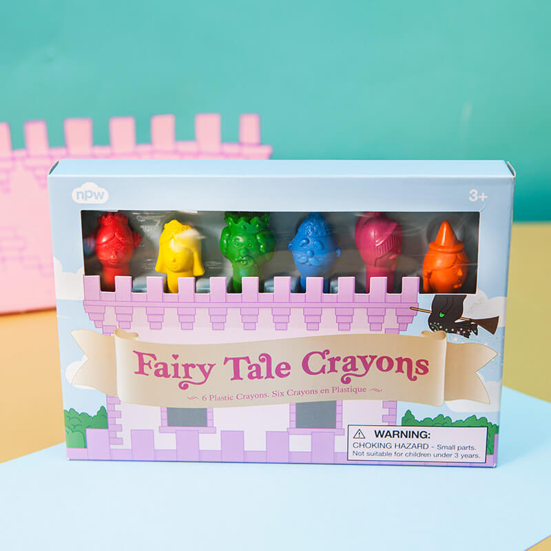 Fairy Tale Crayons