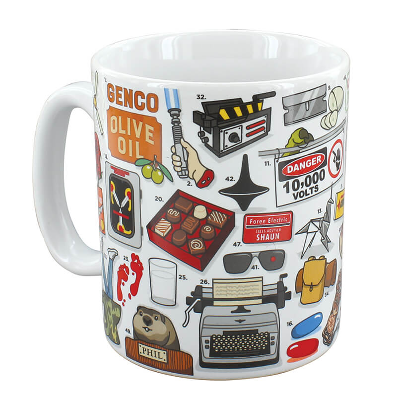 Movie Buff Mug