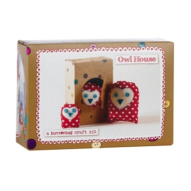 Owl House Family Sewing Kit