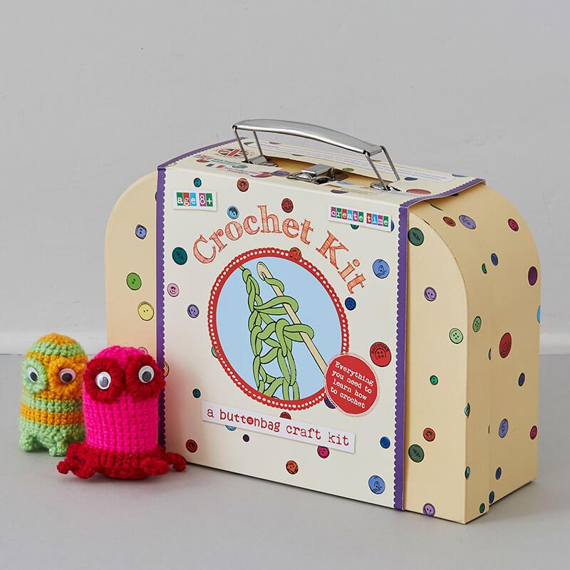 Learn to Crochet Crochet Kit