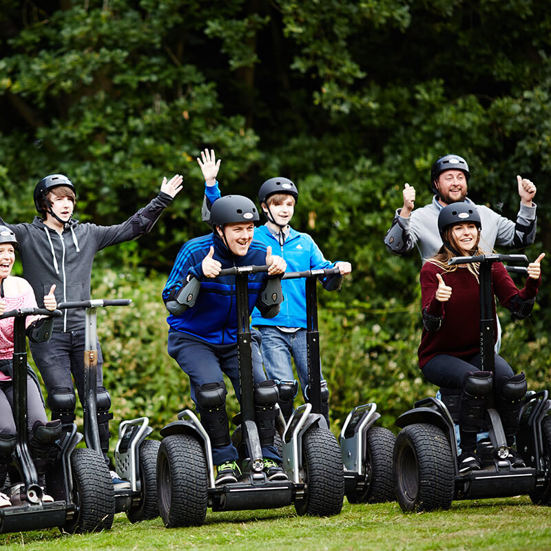 2 for 1 Segway Rally Special Offer