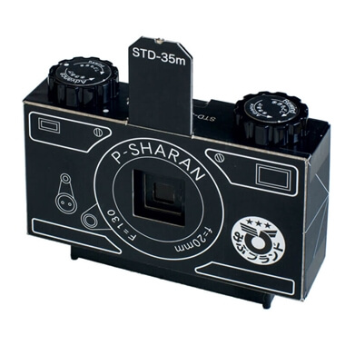 Make Your Own Pin Hole Camera Kit