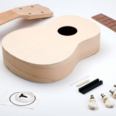 DIY Ukelele Kit