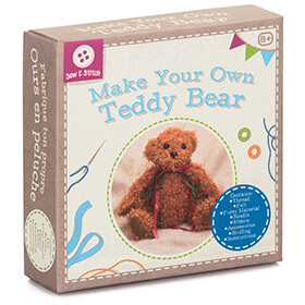 Make Your Own Teddy Bear