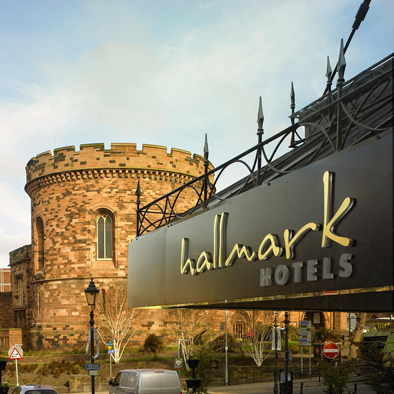 Two Night Break with Dinner at a Hallmark Hotel