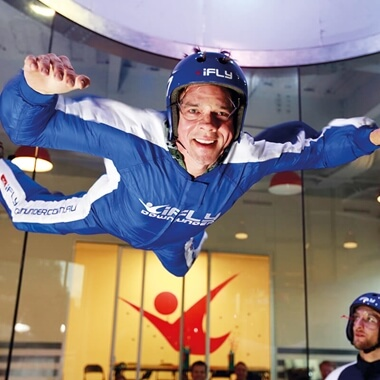 iFLY Indoor Skydiving Experience