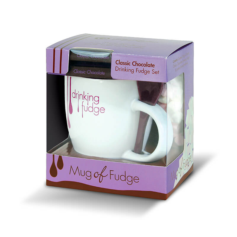 Mug of Fudge Drinking Fudge Set