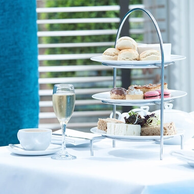Afternoon Tea for Two at Rowhill Grange