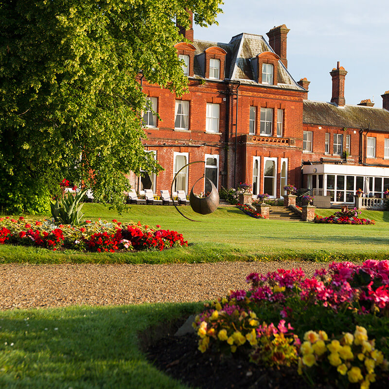 Luxury Champneys Overnight Escape for Two - Special Offer