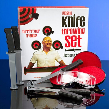 Knife Throwing Set