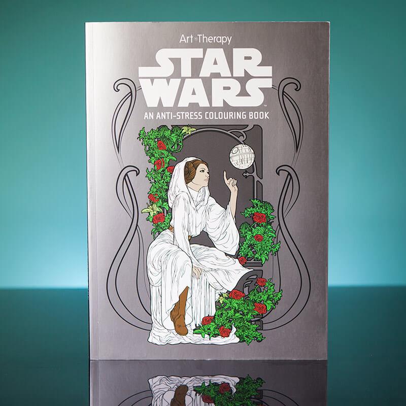 Star Wars - An Anti-Stress Colouring Book