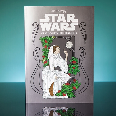 Star Wars - An Anti-Stress Colouring Book
