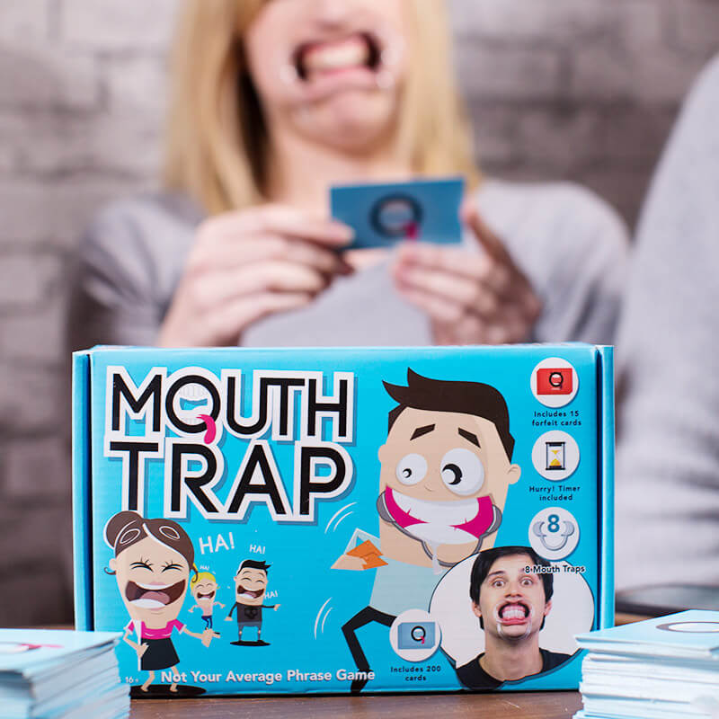 Mouth Trap
