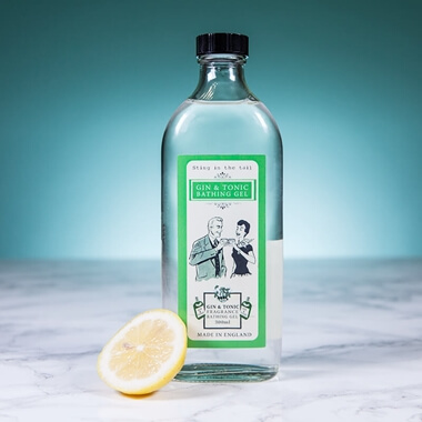 Gin and Tonic Bathing Gel